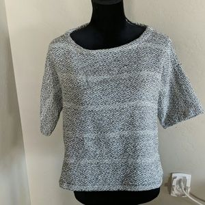 Eileen Fisher Textured Sweatshirt